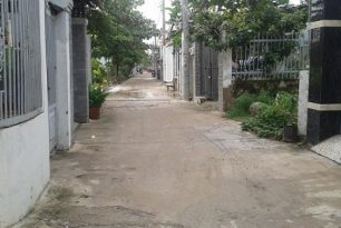 Cho thuê nhà Quận Thủ Đức – Nhà HXH đường 40, Hiệp Bình Chánh